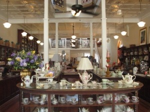 Laura's tea room